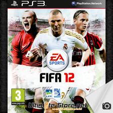 Jeu PS3 Fifa 12 2012 + Publicité & Feuillet DLC - PlayStation 3 - EA Sports (1)