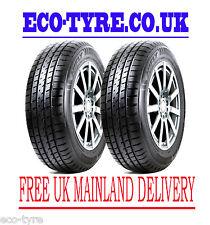 2X Tyres 245 70 R16 111H XL HIFLY HT601 SUV E E 72dB