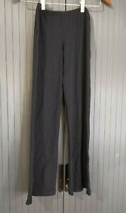 Girls Bloch Warm Up Trousers Age 6-7 Years