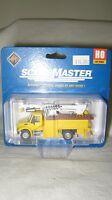 Walthers/Boley HO  International 4300 Utility Truck w/Drill #949-11732