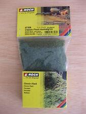Noch - ref.07306 - Flocado granular fino verde oscuro