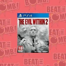 Sony PlayStation 4 The Evil Within PAL Video Games