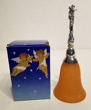 Avon - Heavenly Cherub Hostess Bell - Bird Of Paradise Cologne - 3.75 Fl Oz