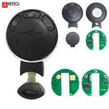 Smart Remote Key CAS System ID46 Chip 433MHZ For 2007-2014 BMW MINI Cooper