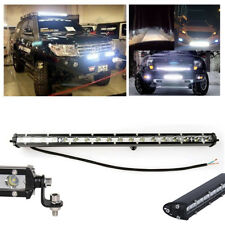 19Inch 54W Car LED CREE Chips Lamp Foglight Work Light Bar for Off-road Jeep SUV