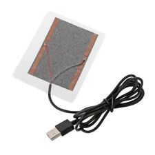 Winter Portable Warm Plate USB Heating Heater for Mouse Pad Shoes Golves