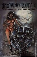 Vampirella / Shadowhawk Creatures of The Night #1 #2 (1995) Image Comics Set Lot