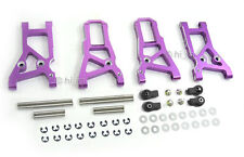 Alloy Front Arm + Rear Arm Set For HPI Nitro RS4 3 III