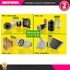 KIT71 Kit Tagliando 4 filtri Mercedes CL A(W176) CL B (W246) (MARCA-MANN)