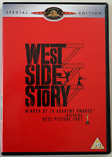 WEST SIDE STORY / CLASSIC 1961 MUSICAL / 2 DISC SPECIAL EDITION / R2