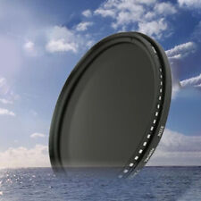 Aluminum Alloy Neutral Density Nd Filter Portable Accessories Camera Variable