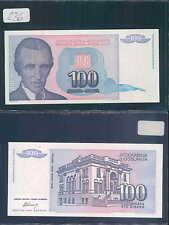 YUGOSLAVIA 100 DINARA 1994 UNC (rif. 236)