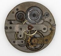 SWISS LEVER POCKET WATCH MOVEMENT SPARES REPAIRS Q80