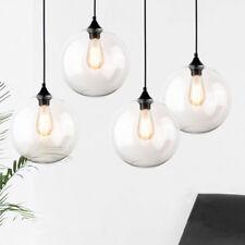 Glass Pendant Lighting Modern Ceiling Light Bedroom Lamp Kitchen Pendant Light