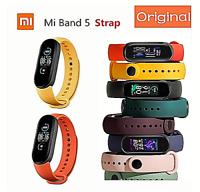 Xiaomi Mi Smart Band 5 Straps Authentic Original Metal Wristband Bracelet Colour