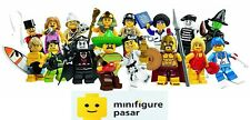 Lego 8684 Collectible Minifigure Series 2: Complete Set of 16 Minifigures SEALED