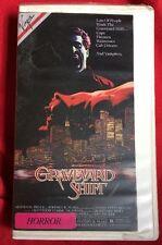 GRAVEYARD SHIFT- NTSC VHS VIRGIN VISION