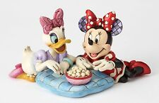 Disney Traditions Girls Night Minnie Mouse And Daisy Duck Figurine 10cm 4054282