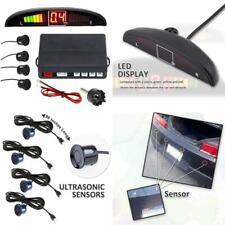 Zone Tech Car Reverse Backup Radar System - Premium Quality 4 Parking Sensors Ca