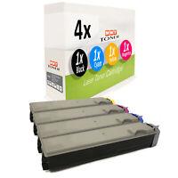 4x MWT Toner für Kyocera FS-C-5015-N