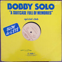 BOBBY SOLO 12'' A Suitable Full Of Memories - PROMO - FRANCE