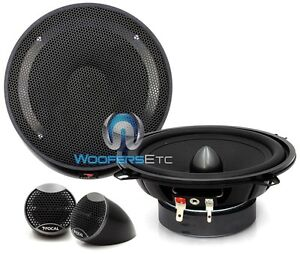 """FOCAL IS-130 5.25"""" 120W RMS 2-WAY INTEGRATION COMPONENT TWEETERS SPEAKERS NEW"""