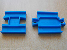 TRACKMASTER TOMY THOMAS THE TANK ENGINES BLUE TRACK-1/6 TRACK ADAPTERS,NEW NO BX