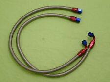 Burstflow Universal Ölkühler Kit 2 Ölleitungen passend für VW AUDI BMW OPEL AN08