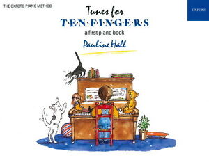Tunes for Ten (10) Fingers by Pauline Hall  - Same Day P+P