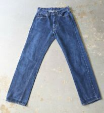 Vintage Levi's Redline Jeans 26 x 28 Selvedge Denim Big E - Altered - Late 60's