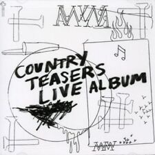 Country Teasers - Country Teasers: Live Album [New CD]