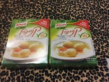 2 KNORR  Kneidlach / Matzah Balls, Traditional Jewish Food, Kosher, Exp-10/2020