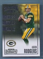 2016 Panini Contenders Aaron Rodgers #33 Green Bay Packers INV0096