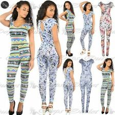 Viscose Floral Jumpsuits, Rompers & Playsuits for Women