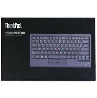 New Original Lenovo Thinkpad 4X30K12182 Window Android IOS Bluetooth Keyboard