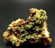66g   Rare natural lucency green pyromorphite crystal mineral samples.Very good