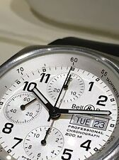 Bell & Ross SPACE 3,  Automatic Chronograph, BEAUTIFUL CONDITION, Box and Papers