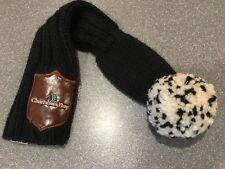 iliac Golf by Bert LaMar Knitted Wool Pom Hybrid Headcover Chambers Bay