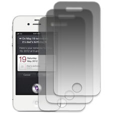 for Apple iPhone 4S Screen Cover Protector x3