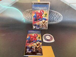 Spider-Man Amigo o Enemigo (Sony PSP 2007) Completo