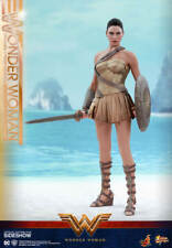 HOT TOYS Wonder Woman Training Armor Version 1/6 Scale Figure MINT NEW IN BOX!!!