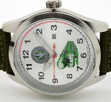 RUSSIAN SLAVA SPECNAZ ATTACK 2861355 (MISSILE FORCES) MILITARY MEN'S WATCH!!!