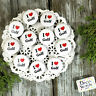 """12 New Packaged Golf Pins 1 1/4"""" Pinback Buttons * Party Favor Gift USA"""