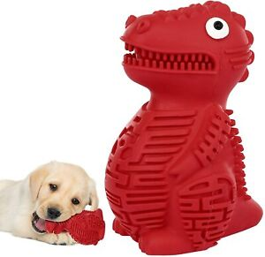 Dog Chew Toys Indestructible Durable Rubber Dog Toys for Aggressive Chewers