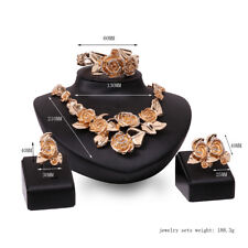 Bollywood Indian Wedding Fashion Jewelry Set Free Shipping Necklace and Earrings