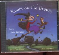 Julia Donaldson - Axel Scheffler / Room On The Broom - CD Audiobook New & Sealed