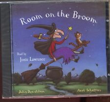 Julia Donaldson - Axel Scheffler / Room On The Broom - CD Audiobook New & Sealed