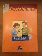 Pusteblume. Das Arbeitsheft mit Lernsoftware - Ausgabe 2006 für 4. Klasse