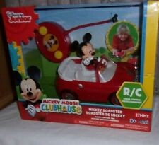 Disney Junior Mickey Mouse Clubhouse RC Roadster Car for Ages 3+ NEW