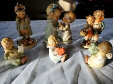 Hummel child figurines